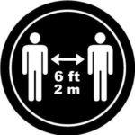 SD 2m Black Disc